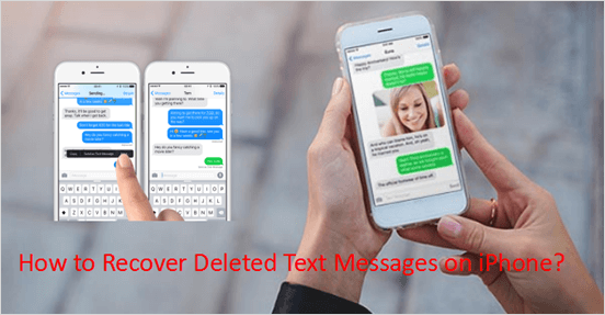 iPhone Text Messages Recovery.