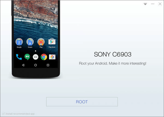 Kingo Root is one of the best Android Root Softwares.