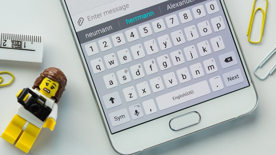 The Best keyboard app for Android