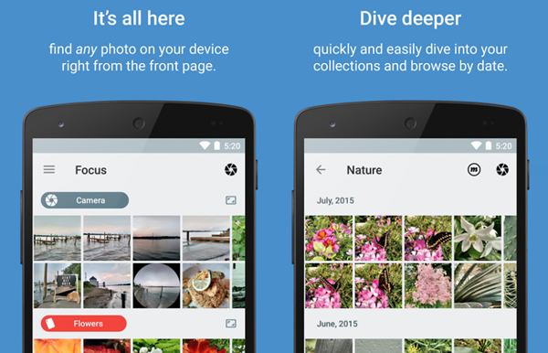 The Best 5 Photo Gallery Apps For Android