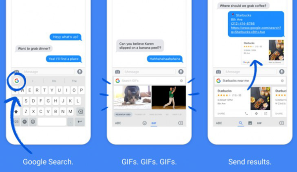 Google Gboard is one of Best keyboard app for Android.