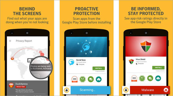 Norton Security is one of Top 5 Best Antivirus Apps for Android for Virus Removal.