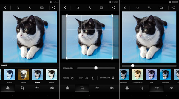 Adobe Photoshop Express is one of the top 5 Best Photo Eraser Apps for Android.