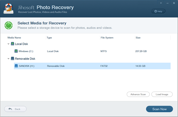 Nikon DSLR Deleted Photos Recovery