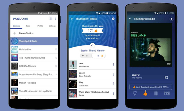 How to Use Pandora on Android?