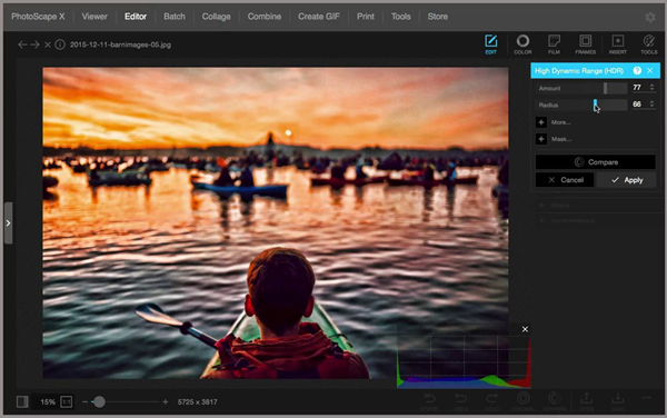 PhotoScape is one of the best 6 Free Photo Editor Softwares for Windows PC.