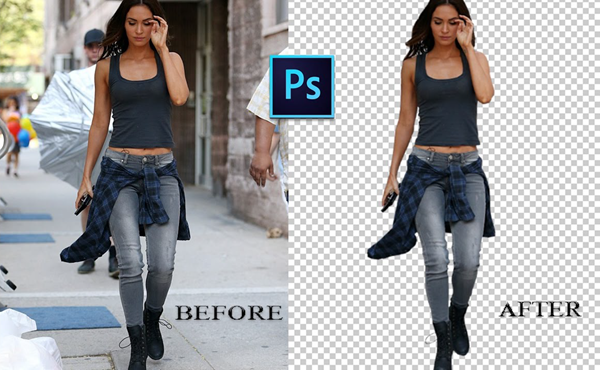 Photoshop is one of the Best 9 Softwares to Replace Photo Background.