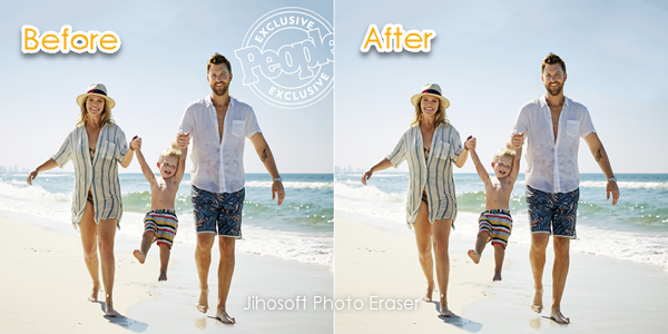 Remove Watermark, Logo and Date Stamp from Photos