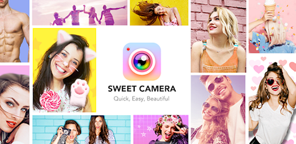 Sweet Camera is one of the Best Free Camera Apps for Android 2019.