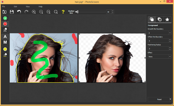 Teorex PhotoScissors is one of the Best 9 Softwares to Replace Photo Background.