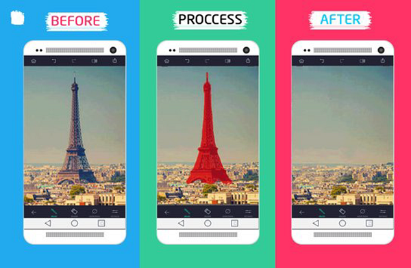 Touch-Retouch Eraser is one of the top 5 Best Photo Eraser Apps for Android.