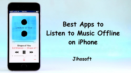 Best Offline Music Apps for iPhone to Enjoy Music Everywhere