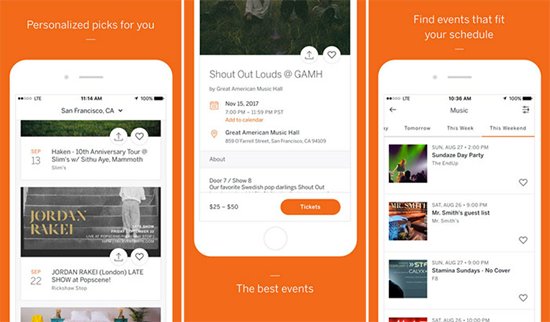 Eventbrite is one of the top 10 Best Party Planning Apps for iPhone.