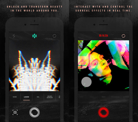 Hyperspektiv is one of the 7 Best iPhone Photo Editor Apps with Amazing Filter and Effects.