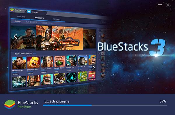 BlueStacks Android Emulator BlueStacks Android Emulator