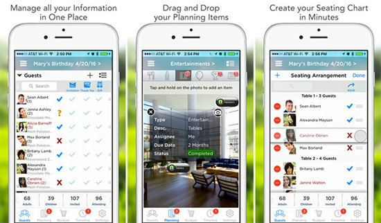 Pro Party Planner is one of the top 10 Best Party Planning Apps for iPhone.
