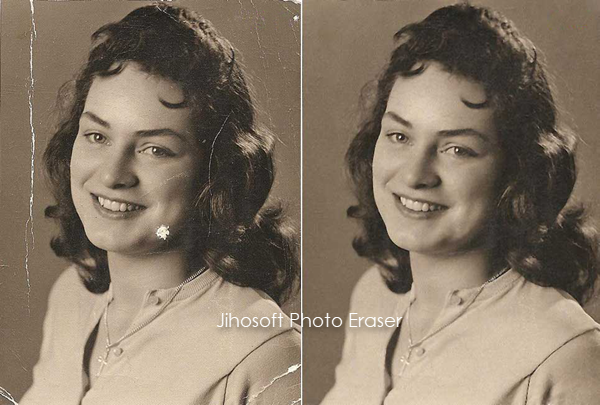 How to make old pictures look new
