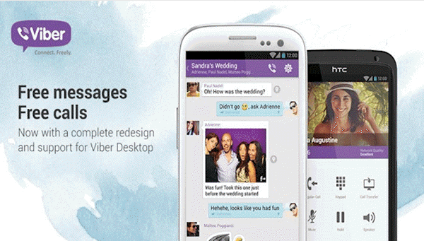 Viber is one of the Best Calling Apps for Android.