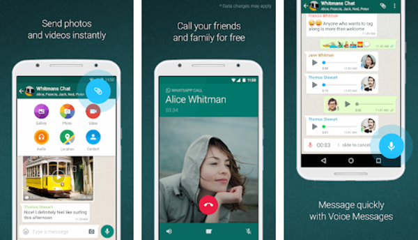 WhatsApp – Simple. Secure. Reliable Messaging