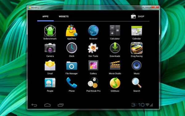 Windroy Mobile is one of the best Free Online Android Emulators For Windows.
