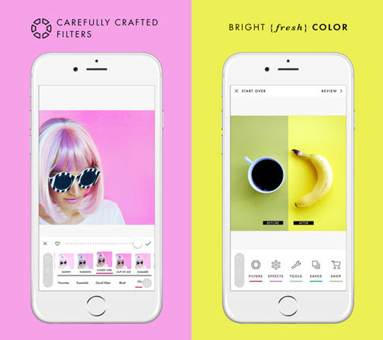 A Color Story App is one of the best Apps to Brighten & Enhance Your iPhone Videos.