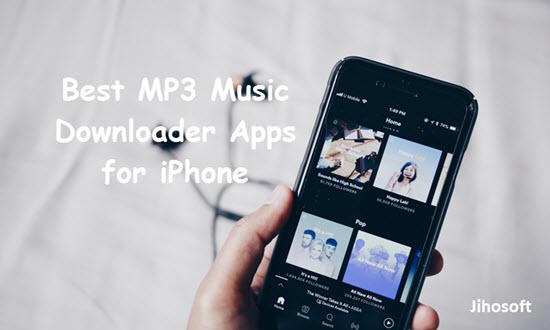 Best MP3 Music Downloader Apps for iPhone XS/X/8/7.