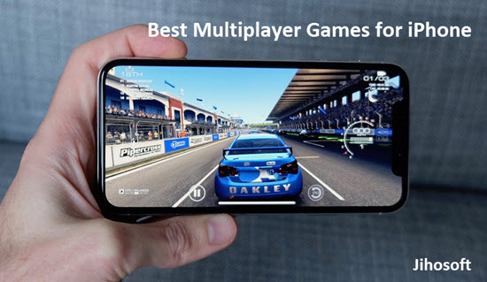 Best iOS Multiplayer Games for iPhone & iPad