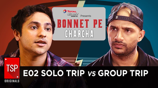 Bonnet Pe Charcha is one of best Indian Web Series on YouTube.