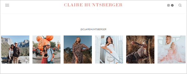 Claire Huntsberger's Bright & Beachy Presets