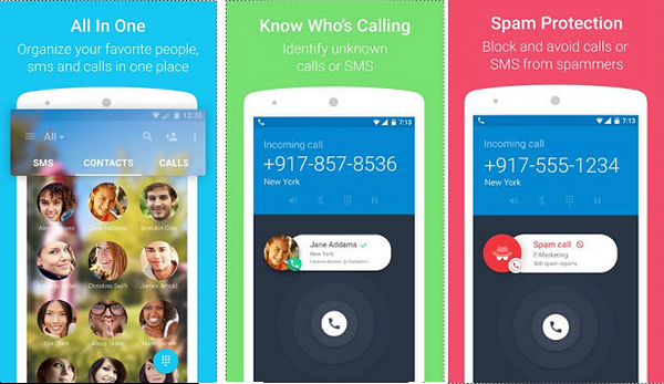 10 Best Free Android Contacts Apps 2019