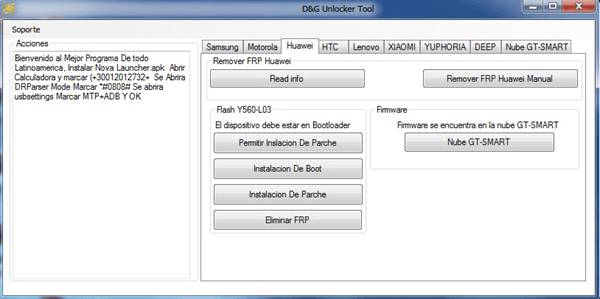 D&G Password Unlocker Tools