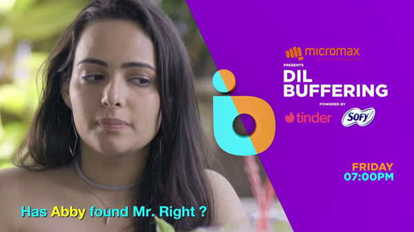 Dil Buffering is one of best Indian Web Series on YouTube.