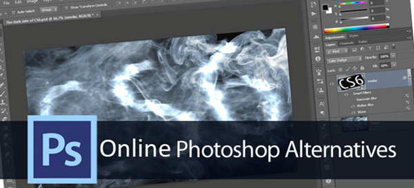Best 5 Web Based Photoshop Alternatives 2019