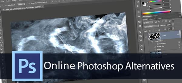 Best 5 Free Web Based Photoshop Alternatives 2019