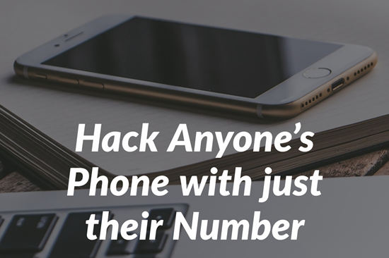 Hack Someone's Cell Phone With Just Their Number