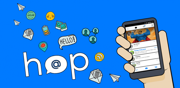 Hop is one of the best free Android Email Apps.