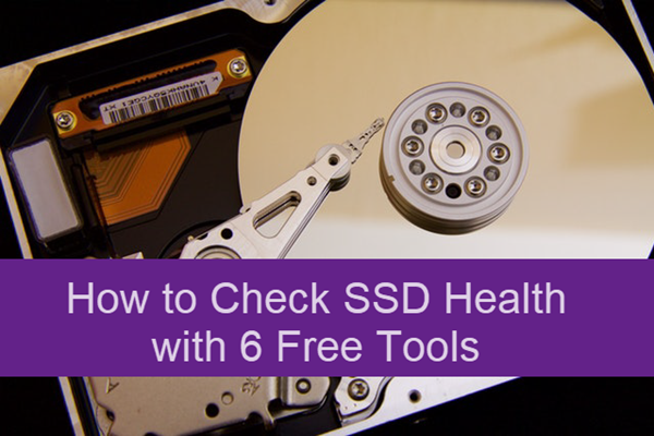 How to Check SSD Health