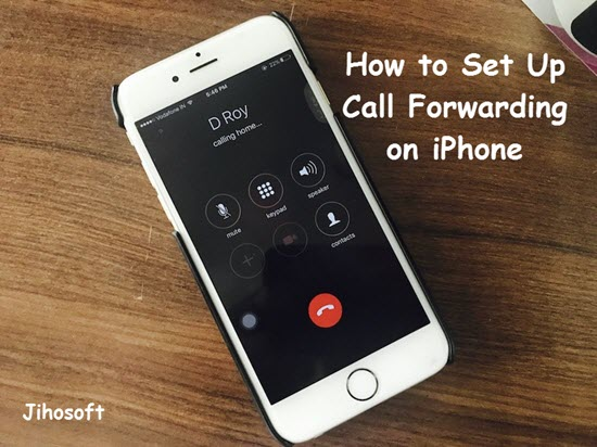 How to Forward Calls on iPhone
