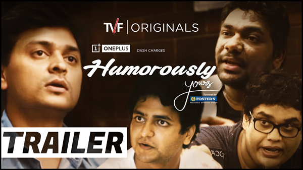 Humorously Yours is one of best Indian Web Series on YouTube.