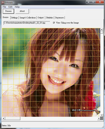 Imosaic is best Photo Mosaic Maker Softwares for PC.