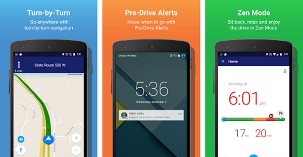 INRIX is one of best 9 Free Traffic Apps for Android Phones 2019.