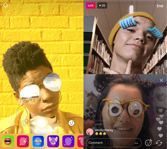 Instagram is one of the best Apps to Brighten & Enhance Your iPhone Videos.