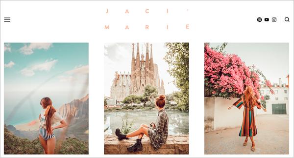 Jaci Marie's Dreamy Pastel Presets