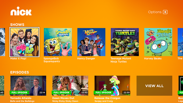 Nick is one of the best websites to Watch Cartoons and Animes Online for Free.