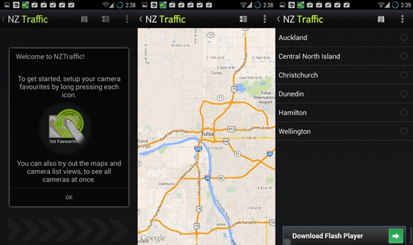 NZ Traffic is one of best 9 Free Traffic Apps for Android Phones 2019.