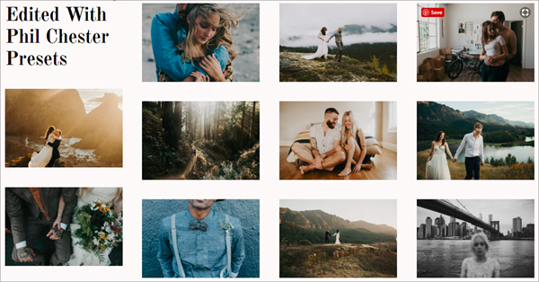 Phil Chester's Clean & Simple Presets