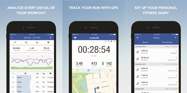 Runtastic Running Distance & Fitness Tracker is one of the best Free Android Fitness Apps.