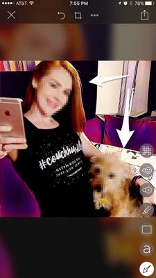 Skitch App Tutorial: Blur Face in Photo