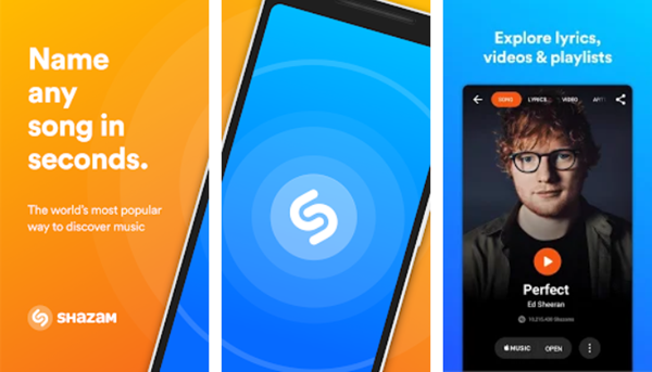 Shazam – Identify Any Music Around You (PC/Phone/Watch)