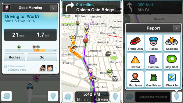 Waze is one of best 9 Free Traffic Apps for Android Phones 2019.
